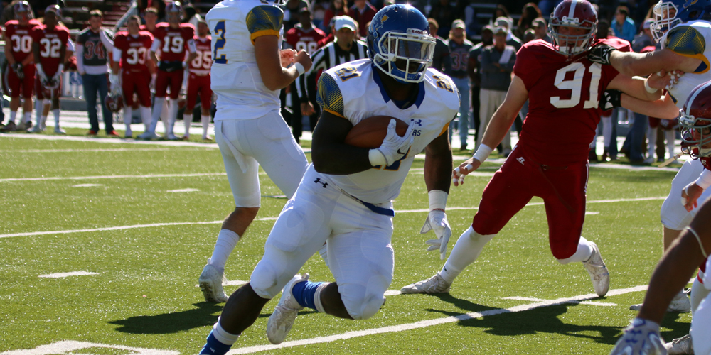 Muleriders Upended Late At Henderson State Southern Arkansas