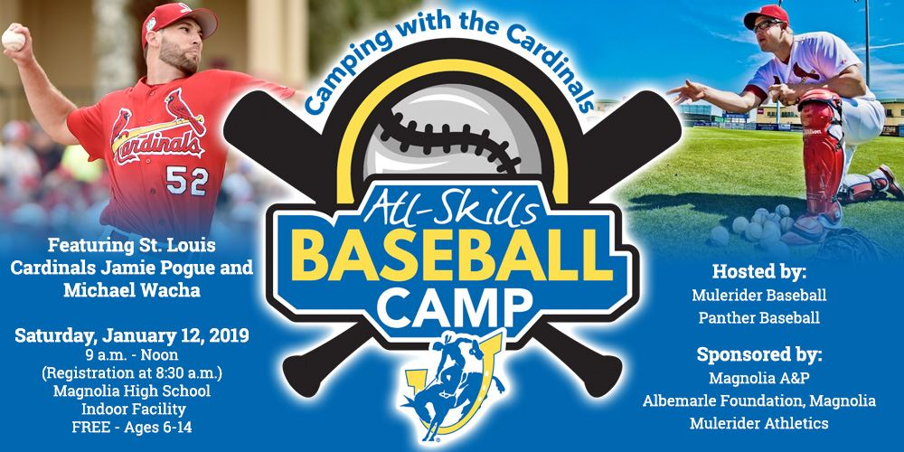 Third Annual Camping With The Cardinals Set For January 12